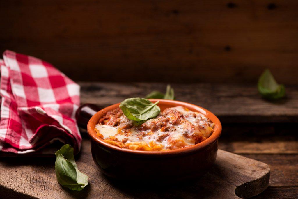 Lasagne nouboulo