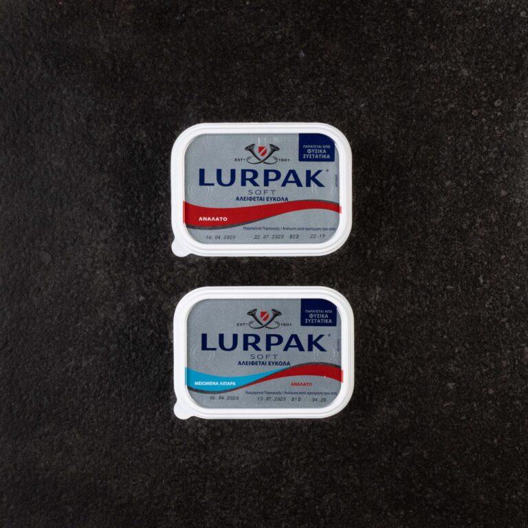 ΒΟΥΤΥΡΟ LURPAK 250GR ALOYM -0.70-ΒΟΥΤΥΡΟ LURPAK SOFT ΑΝΑΛΑΤΟ 225 γρ